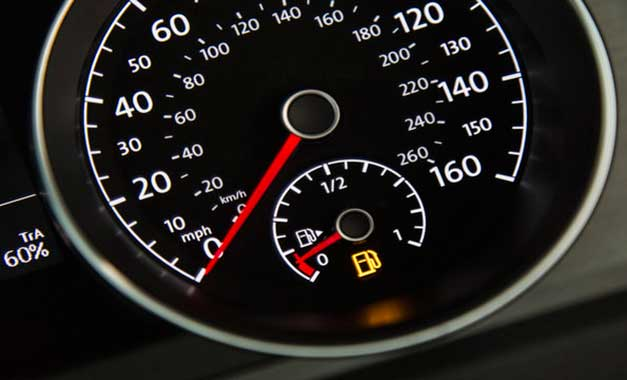 acvm what are the options for recording vehicle mileage